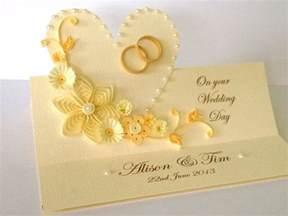 Wedding Invitation E Card Quilling Handmade Wedding Invitation And Greeting Card Collections Quilling Designs