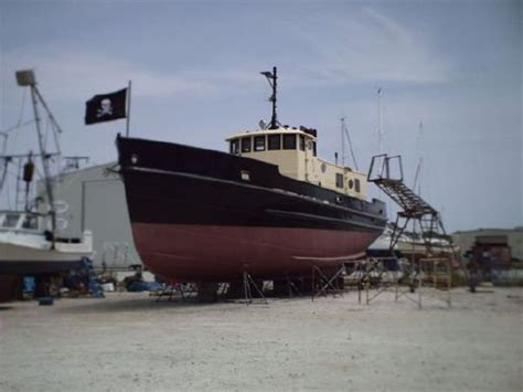 pt boat converted to yacht 1953 higgins trawler us army t boat yacht conversion