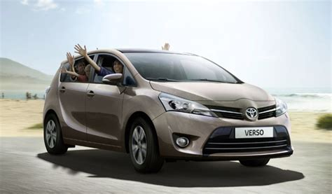 toyota family car how the 2014 toyota verso makes for the best family car
