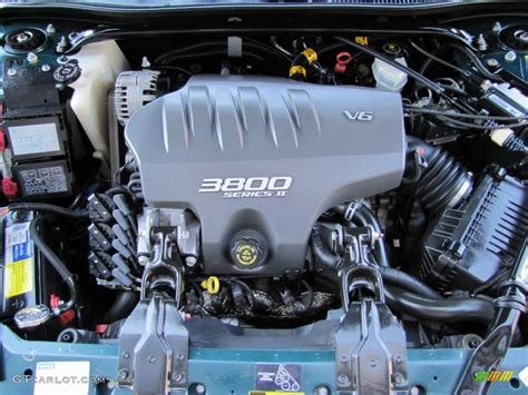 car engine manuals 2001 chevrolet monte carlo engine control 2001 chevrolet monte carlo ss 3 8 liter ohv 12 valve 3800 series ii v6 engine photo 67710496
