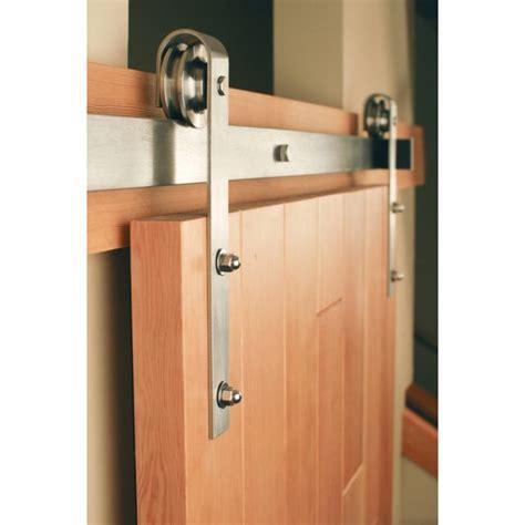 Closet Door Runners Black Runners Decorative Interior Sliding Door Hardware Hooked Heeby S Surplus Inc