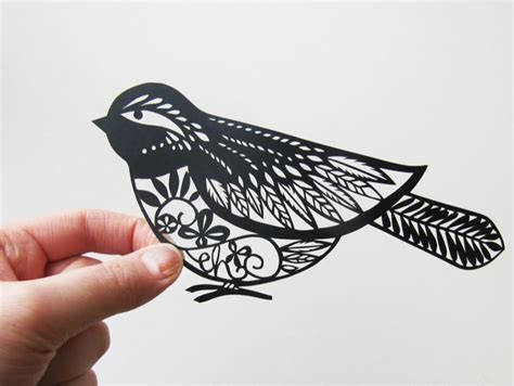 paper cutting craft tutorial cut out tutorial images