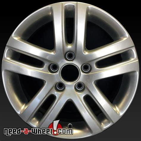 Volkswagen Wheels Oem by 16 Quot Volkswagen Vw Jetta Wheels Oem 2005 2014 Silver Stock