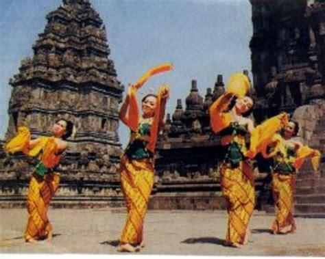 Stiker Polda Kalimantan Timur label stiker tarian daerah indonesia