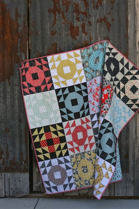 Patchwork Quilt Minneapolis - single wedding ring quilt finish a bit biased
