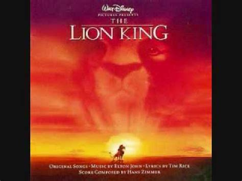 film lion songs the lion king can you feel the love tonight youtube