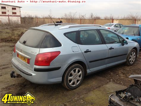 2nd hand peugeot cars piese second hand peugeot 407 sw 1 6hdi 2 0hdi 111688