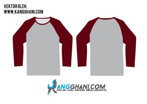 New Kaos Panjang gambar desain kaos lengan panjang