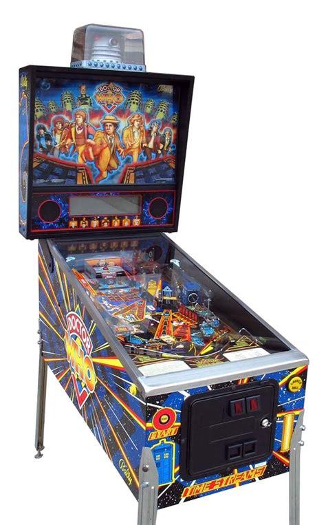 doctor  pinball liberty games