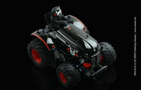 Tamiya 58601 1 10 Rc Tractor Kumamon Version sa044 tamiya item 58601 wr 02g tractor kumamon version