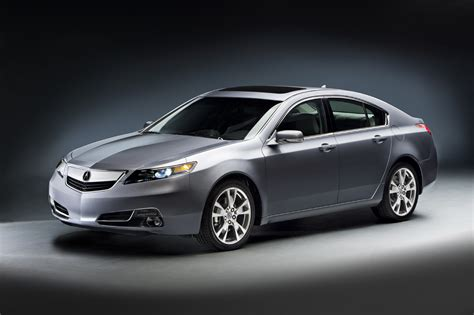 acura tsl chicago 11 2012 acura tl gets a less offensive new
