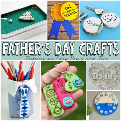 fathers day kid crafts fathers day gifts can make easy peasy and gift