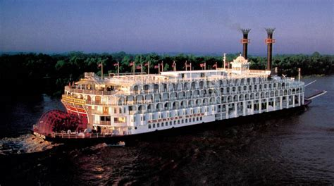 american queen paddle boat mississippi river boat cruise travelrite international