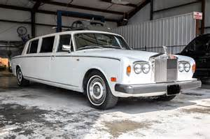 Rolls Royces For Sale 1974 Rolls Royce Silver Shadow Limousine For Sale