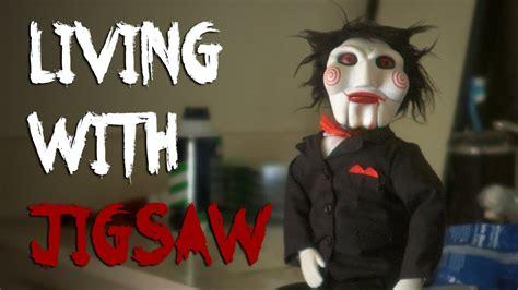 jigsaw short film project greenlight living with jigsaw handlebarmustacheland youtube