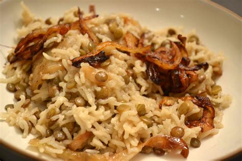 arabic dishes arabic food made easy series mjaddara brown lentils and