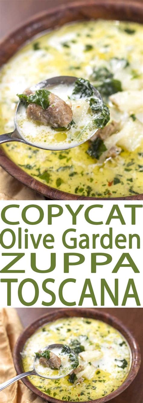 zuppa toscana soup is a flavorful recipe that s both easy to eat and to make it is filled with