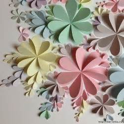 Punch Home Design Library Download delightful diy paper flower wall art free guide and