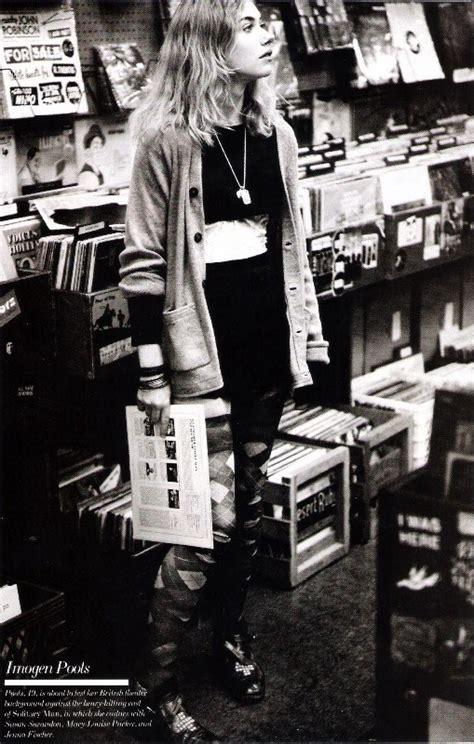 early 90s grunge fashion ready