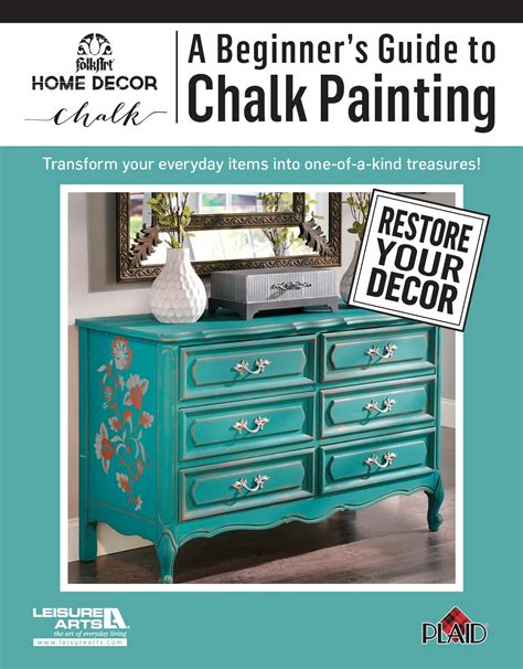 chalk paint for beginners a beginner s guide to chalk painting
