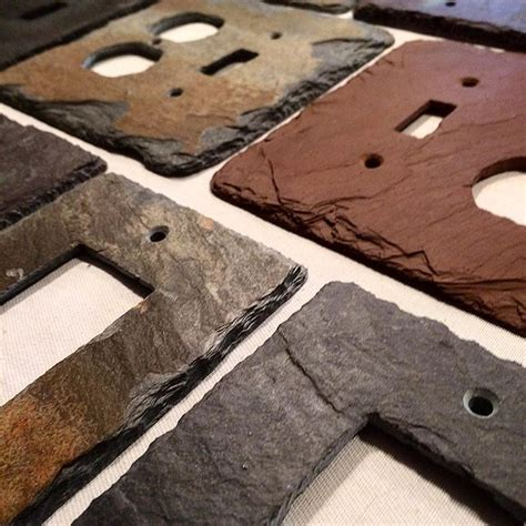 ceramic light switch cover plates 18 best rustic outlet covers images on pinterest