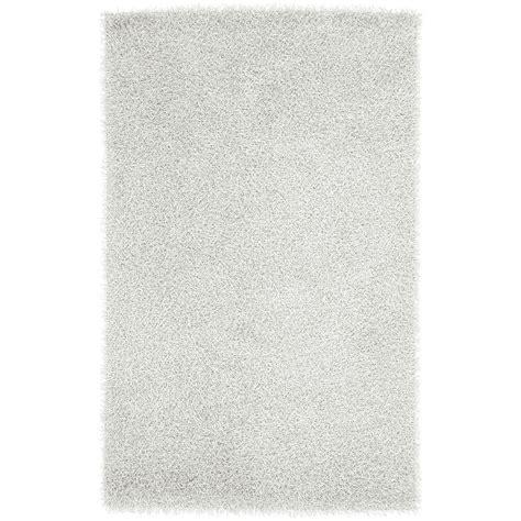 lanart coral sand polyester 8 ft x 10 ft area rug