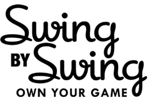 swing logo partnerships swingxswing clubhouse
