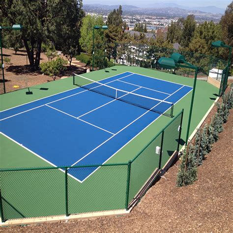 Backyard Tennis Courts by Products Floors Basketball Court Flooring