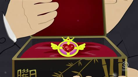 sailor moon park sailor moon s crisis moon compact in south park sailor