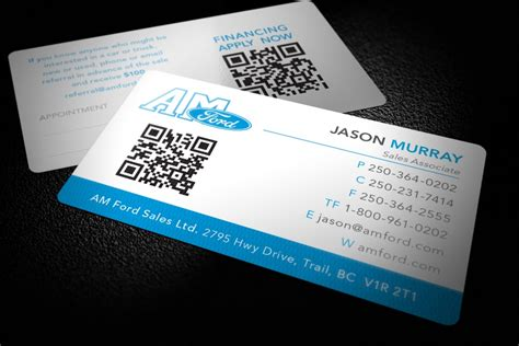 ford business card template ford business cards image collections business card template