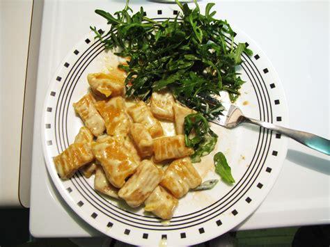 Link Sweet Potato Gnocchi With Gorgonzola by Sweet Potato Gnocchi In Gorgonzola Sauce