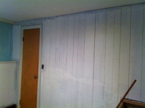 painted wood paneling the pfaff pfix painting wood paneling