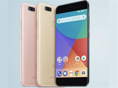 Xiaomi Mi A1 next flash sale date of mi a1 specifications of