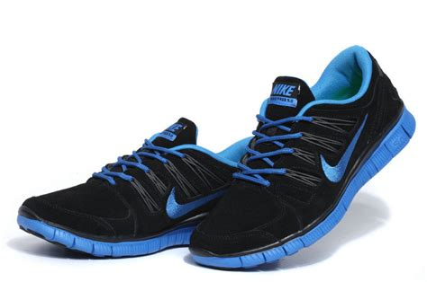 blue and sneakers designer nike free 5 0 anti fur womens black royalblue