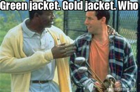 Who Gives A Shit Meme - meme creator green jack gold jacket who gives a shit