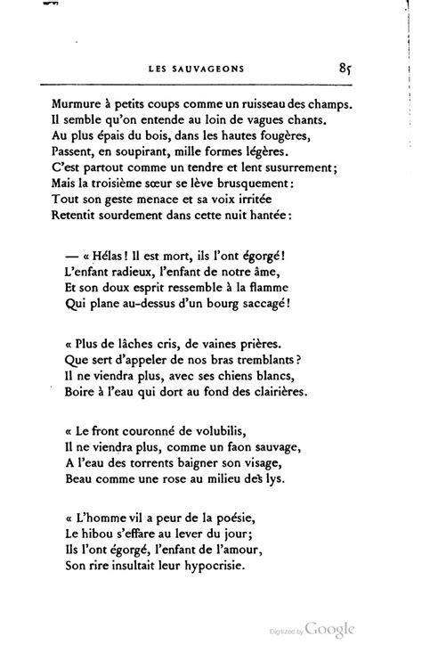 poesie hibou