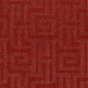 keys upholstery anthropos sienna solid red greek key upholstery fabric by