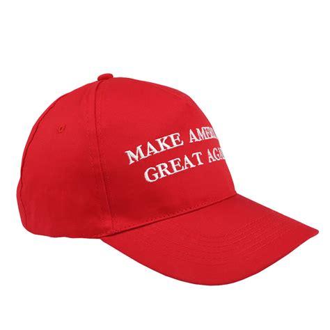 make america great again adjustable snapback