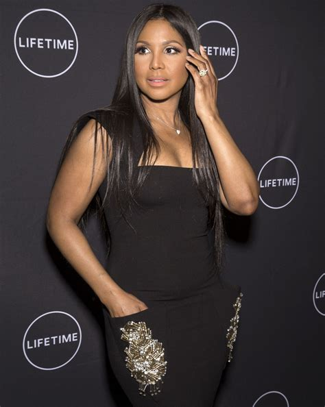 New York Premiere Of Antoinette by Toni Braxton At Faith The Antoinette Tuff Story