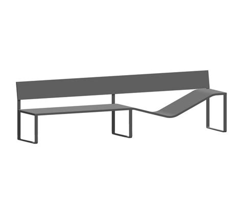 bench soft soft bench by tolerie forezienne product