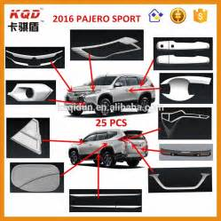 Mitsubishi Pajero Sport Accessories Alibaba Manufacturer Directory Suppliers Manufacturers