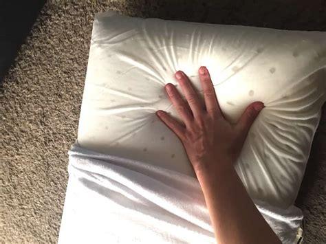 Conforma Memory Foam Pillow by Conforma Memory Foam Pillow Review Sleepopolis