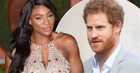 Prince Harry And Meghan Markle Serena Williams Wedding | amy schumer serena williams go topless for pirelli s