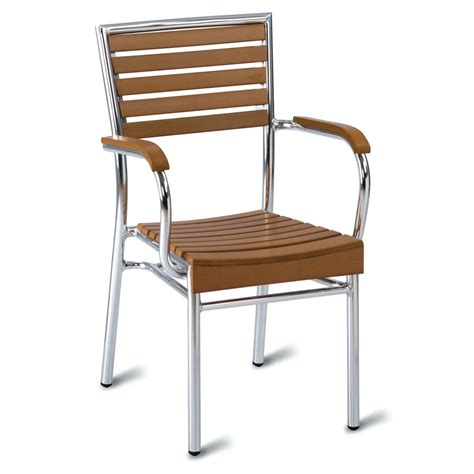 cafe armchair monaco no wood outdoor cafe armchair