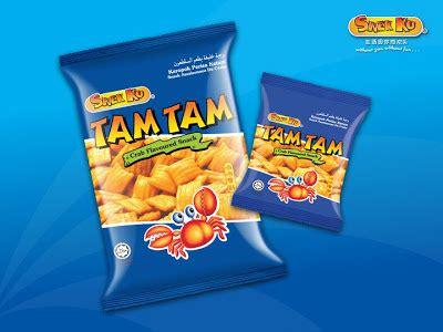 Snek Ku Snack 80g Mi Mi Tam Tam hanis zalikha cinta tapi tak kenal
