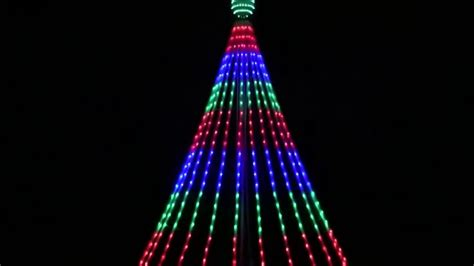 secuencia 225 rbol de navidad leds pixel led sequence youtube
