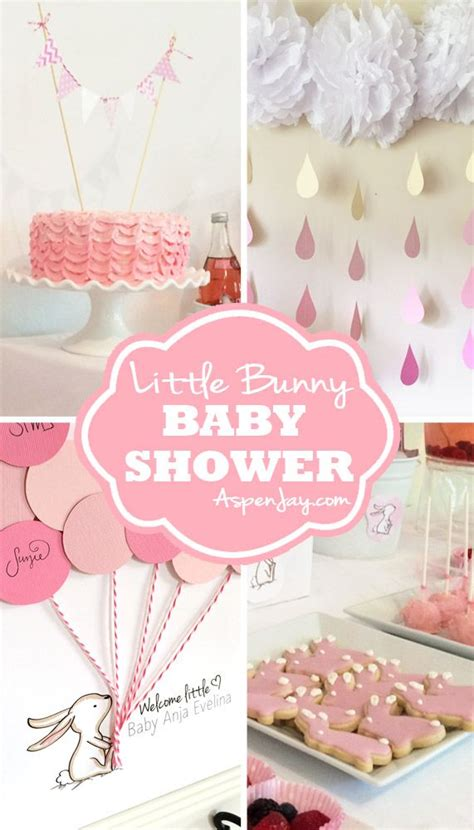 Who Throws The Baby Shower by 25 Best Ideas About Bunny Baby Showers On