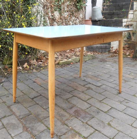 sold retro 1960 s kitchen table