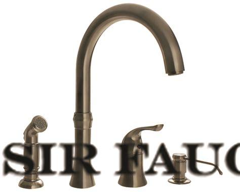 four kitchen faucets sir faucet 710 four kitchen faucet ebay