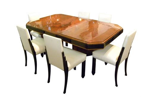 Awesome Dining Room Tables How Much Do You Know About Art Deco Dining Set Chinese
